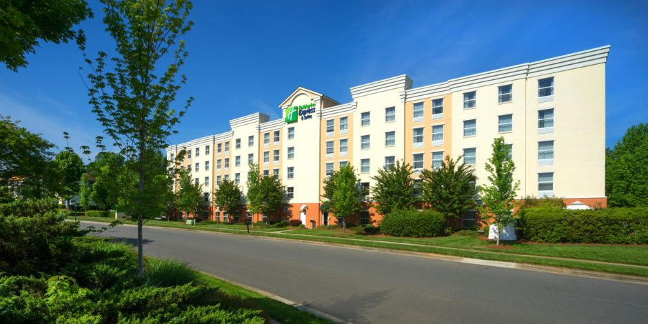 Huntersville Nc Zip Code Map.Holiday Inn Express Suites Huntersville Birkdale Hotel In