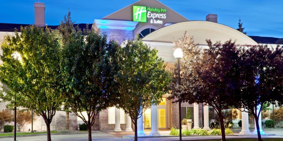 holiday inn express suites idaho falls hotel by ihg