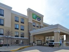 Holiday Inn Express & Suites Indianapolis W - Airport Area in Lebanon, Indiana