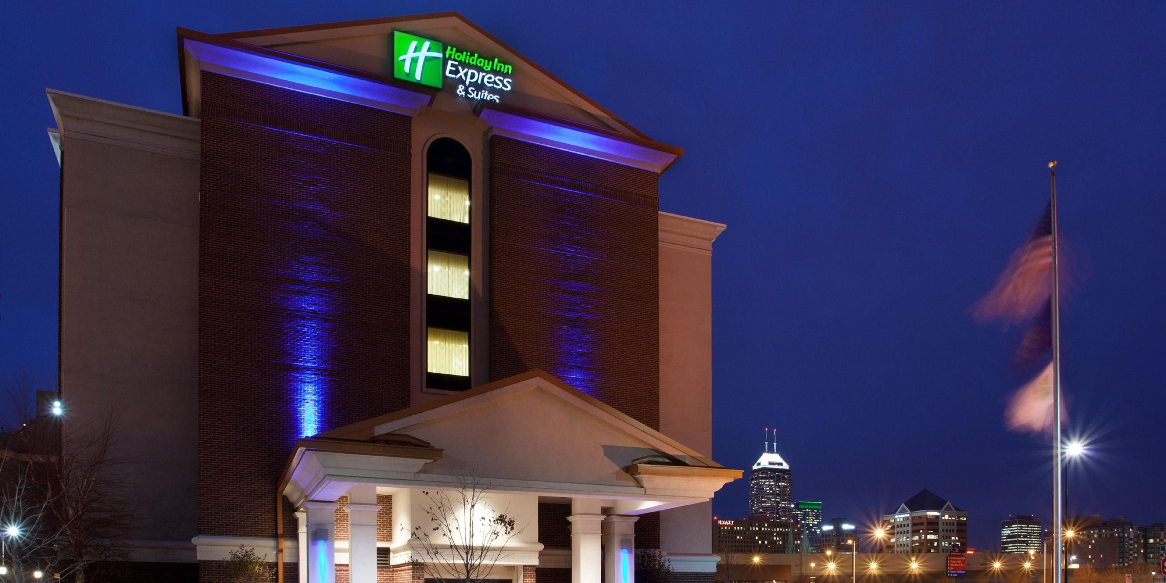 Charmant Holiday Inn Express U0026 Suites Indianapolis Dtn Conv Ctr Area Hotel In  Indianapolis By IHG
