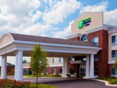 Holiday Inn Express & Suites Ironton in Barboursville, West Virginia