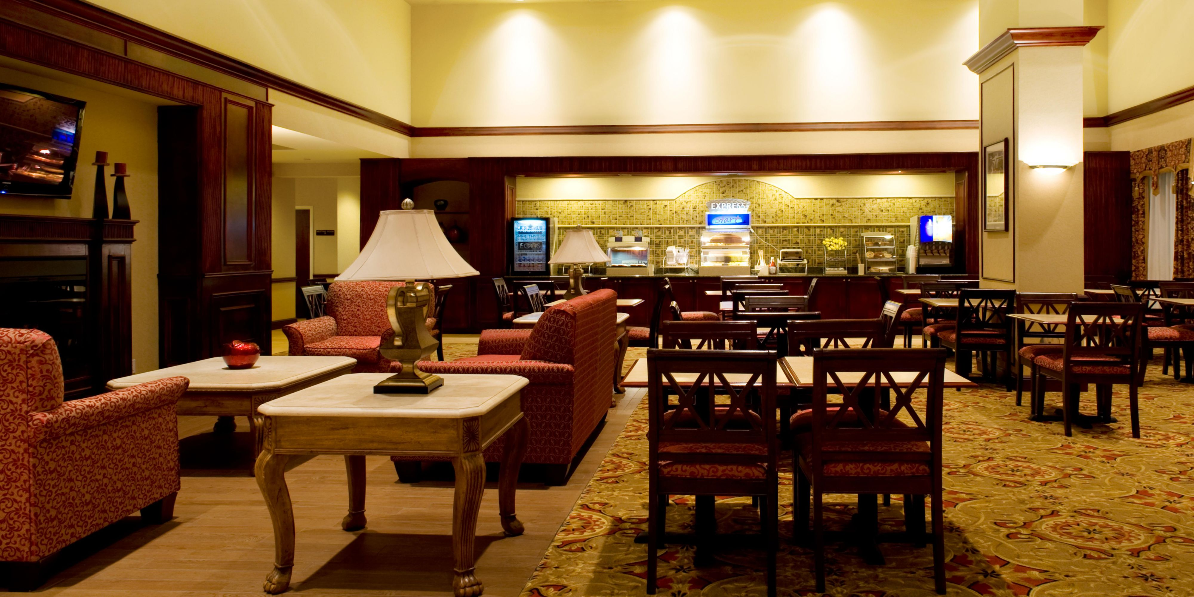 holiday inn express suites dallas ft worth airport south hotel
