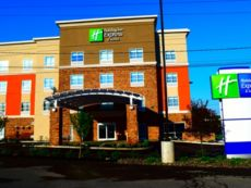 Holiday Inn Express & Suites Ithaca in Elmira, New York