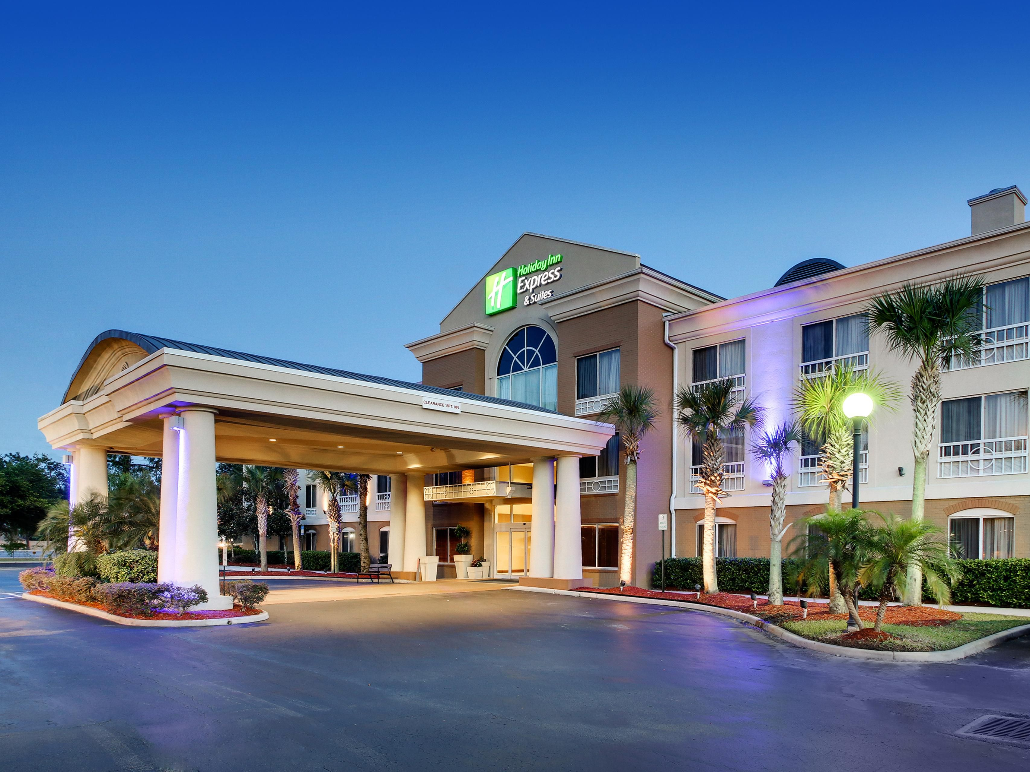 Holiday Inn Express Suites Jacksonville South I 295 Hotel In By Ihg