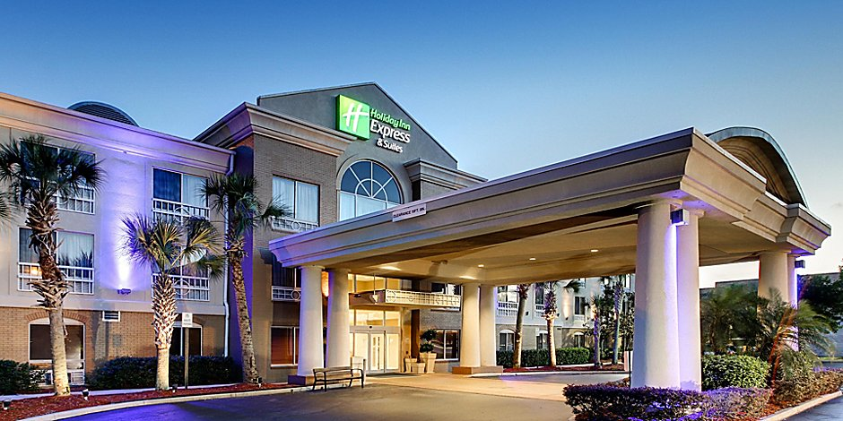 Holiday Inn Express Suites Jacksonville South I 295 Hotel In