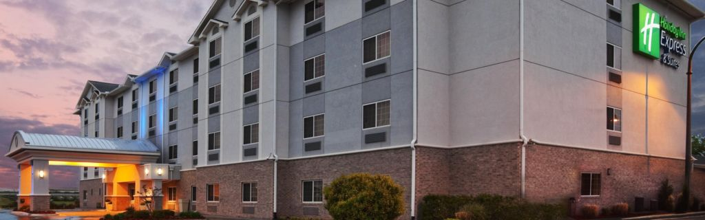 Holiday Inn Express Suites Jenks