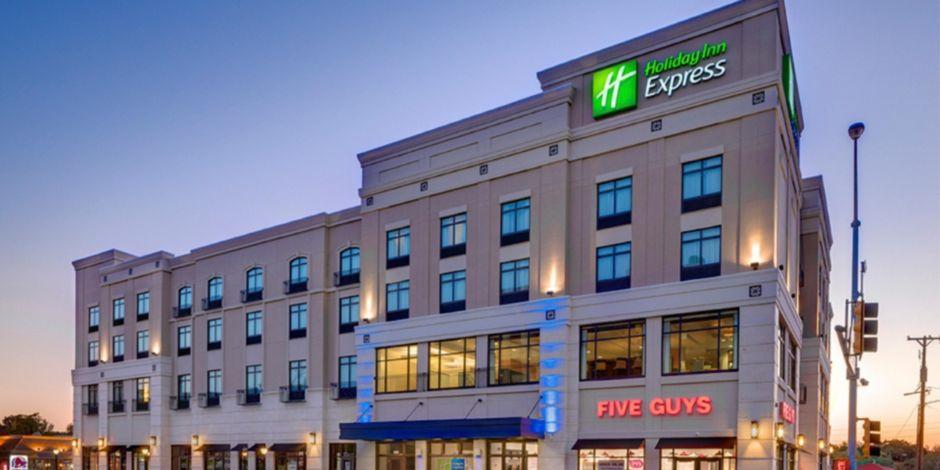 Holiday Inn Express Kansas City Mo Ku Medical Center