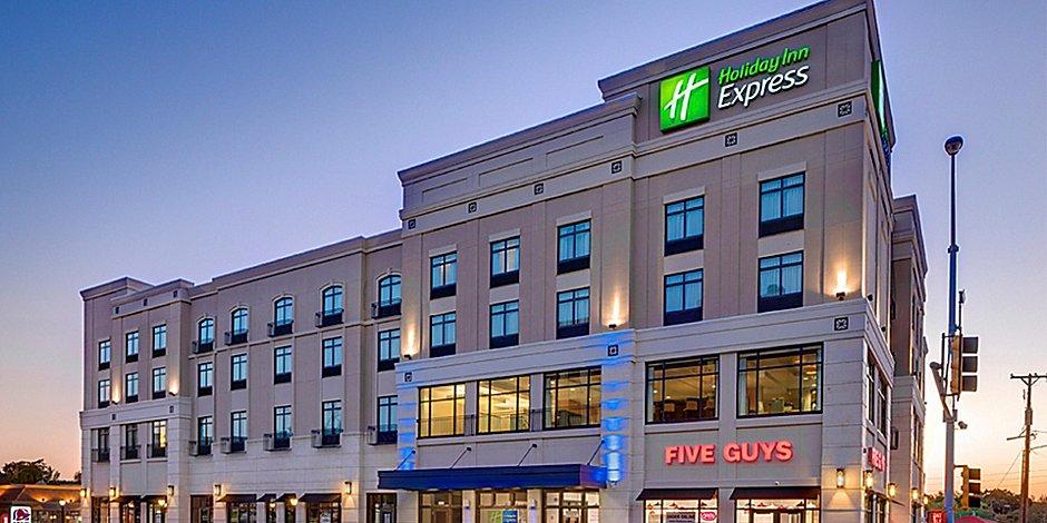 Magnificent Hotel Near Kansas City Ku Medical Center Holiday Inn Express Download Free Architecture Designs Crovemadebymaigaardcom