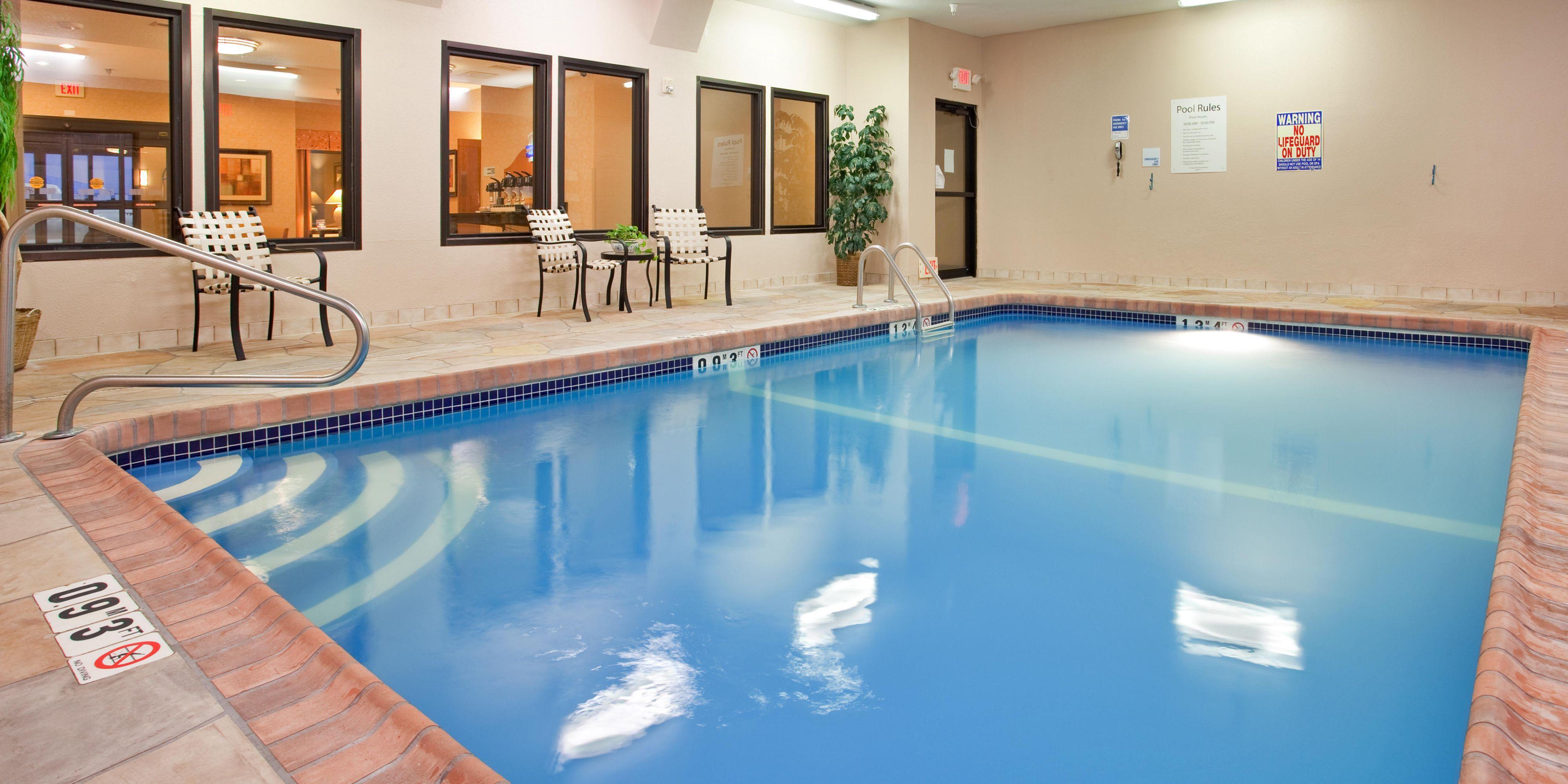 Holiday Inn Express Suites Kansas City Liberty Hwy 152 Hotel By Ihg