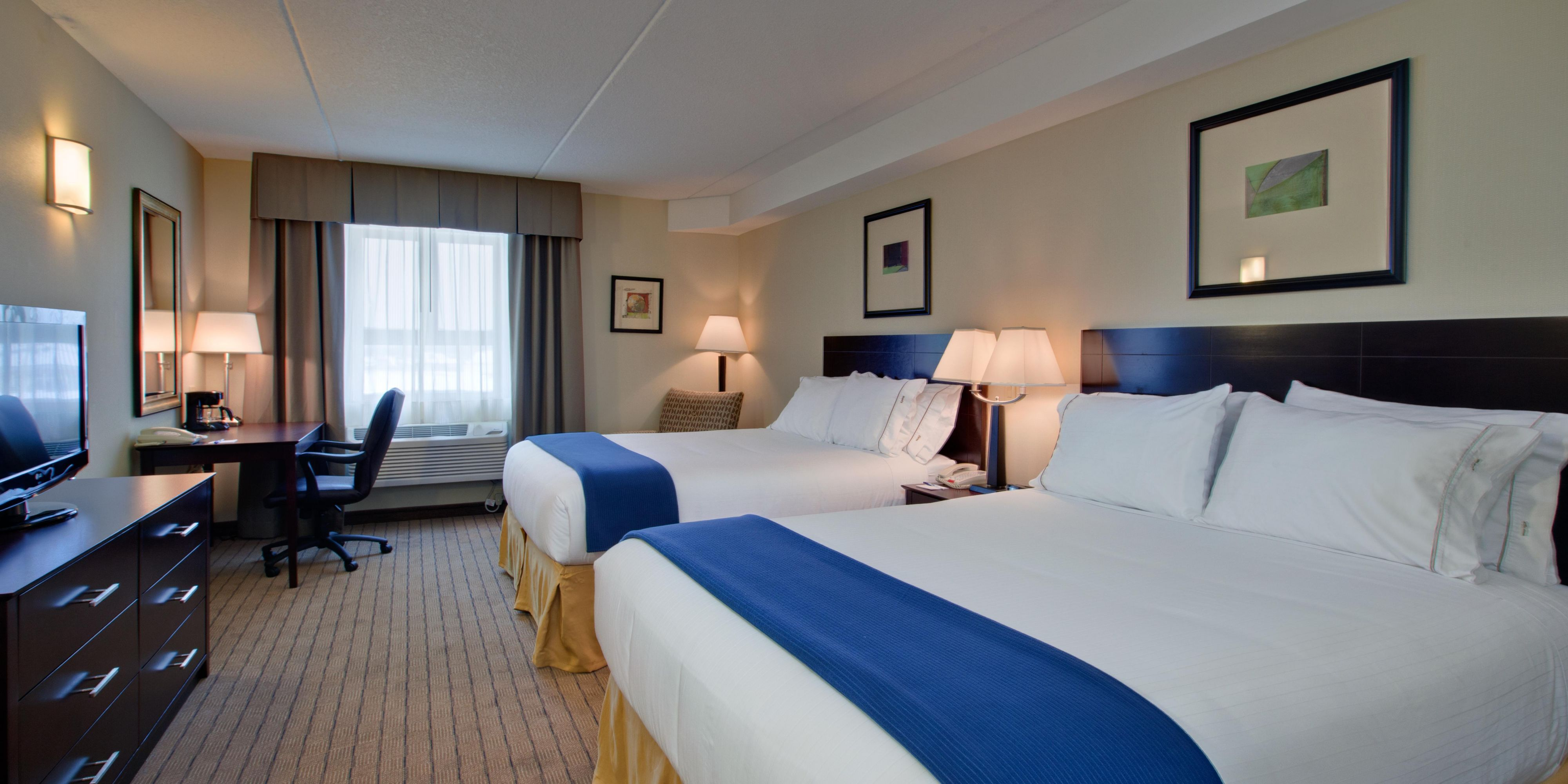 Holiday Inn Express & Suites Kincardine Downtown Hotel by IHG