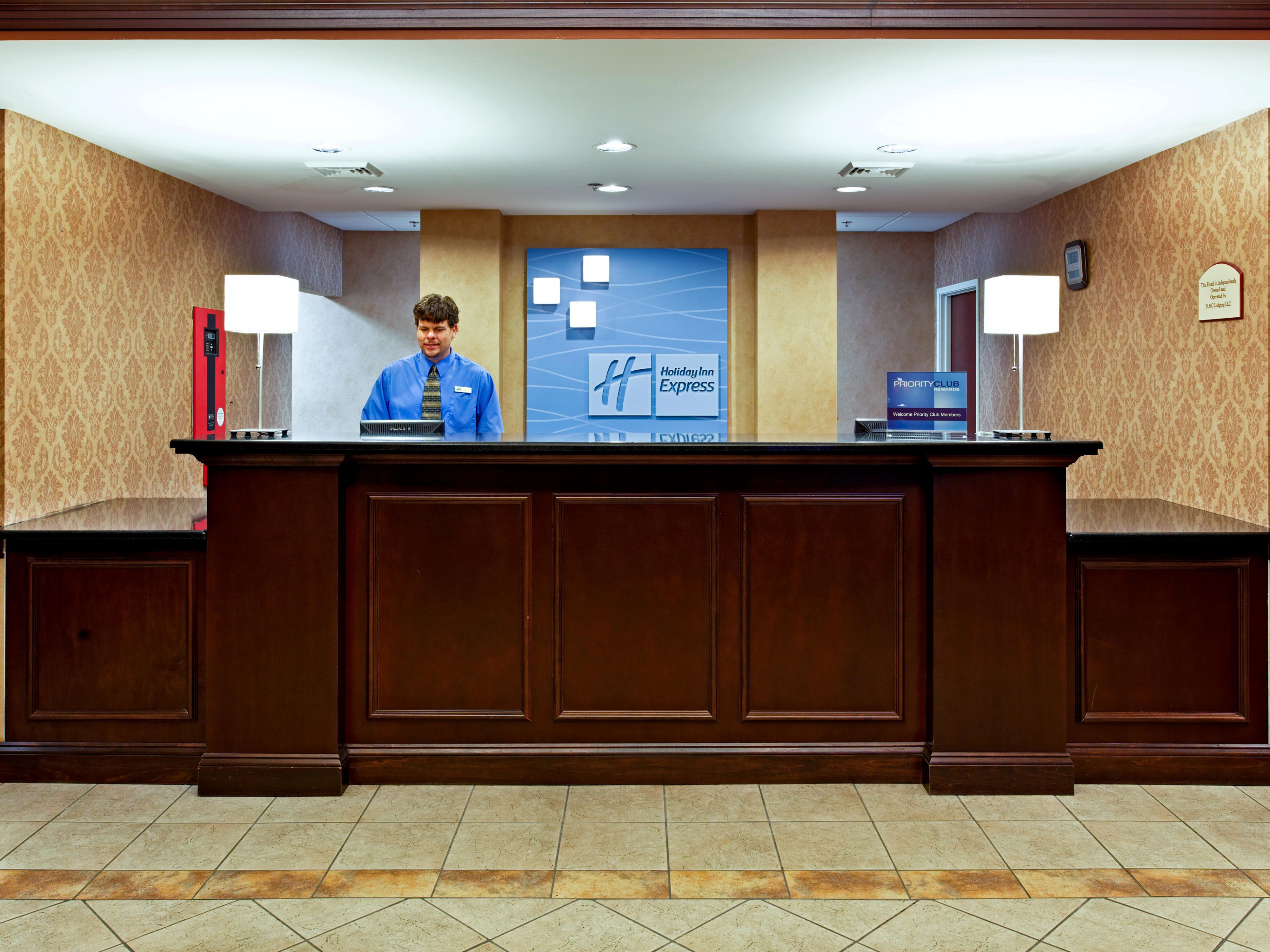 Front Desk/Reception
