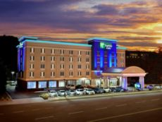 Holiday Inn Express Suites Knoxville West Papermill Dr In Alcoa Tennessee