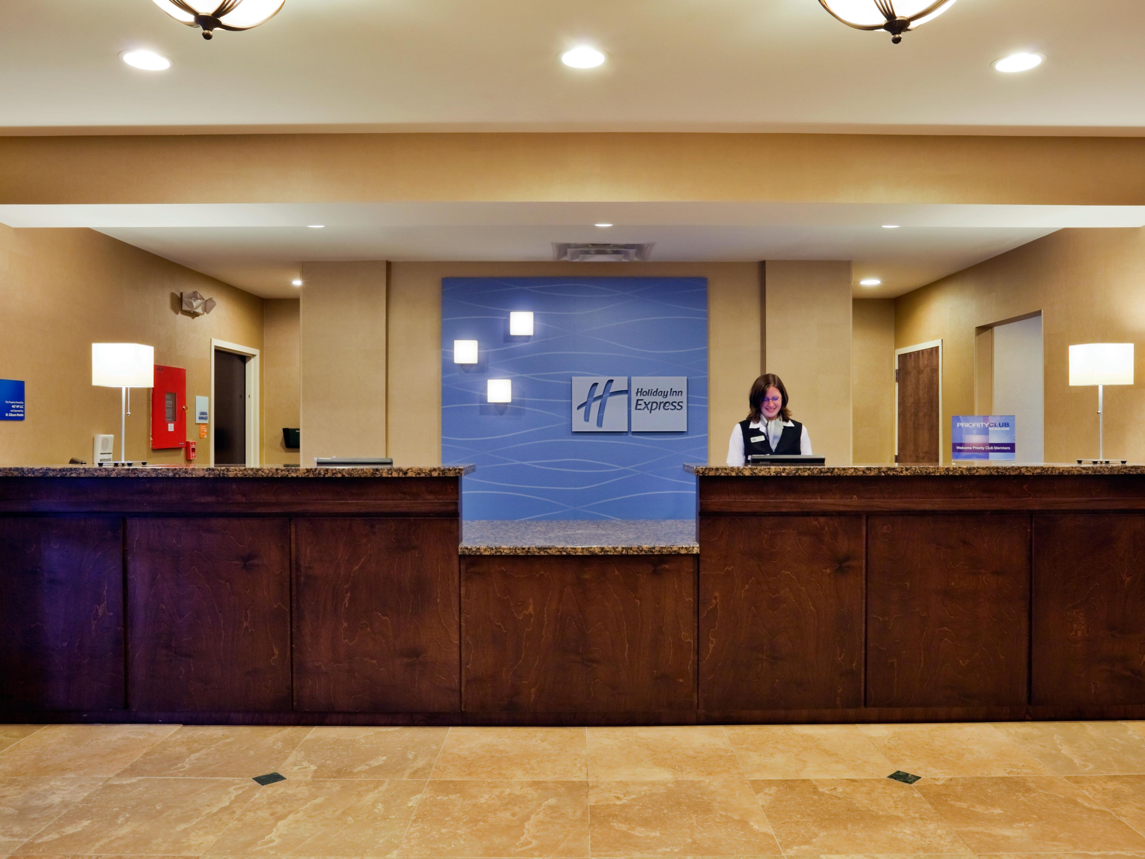 Welcome to the Sevierville Kodak Holiday Inn Express