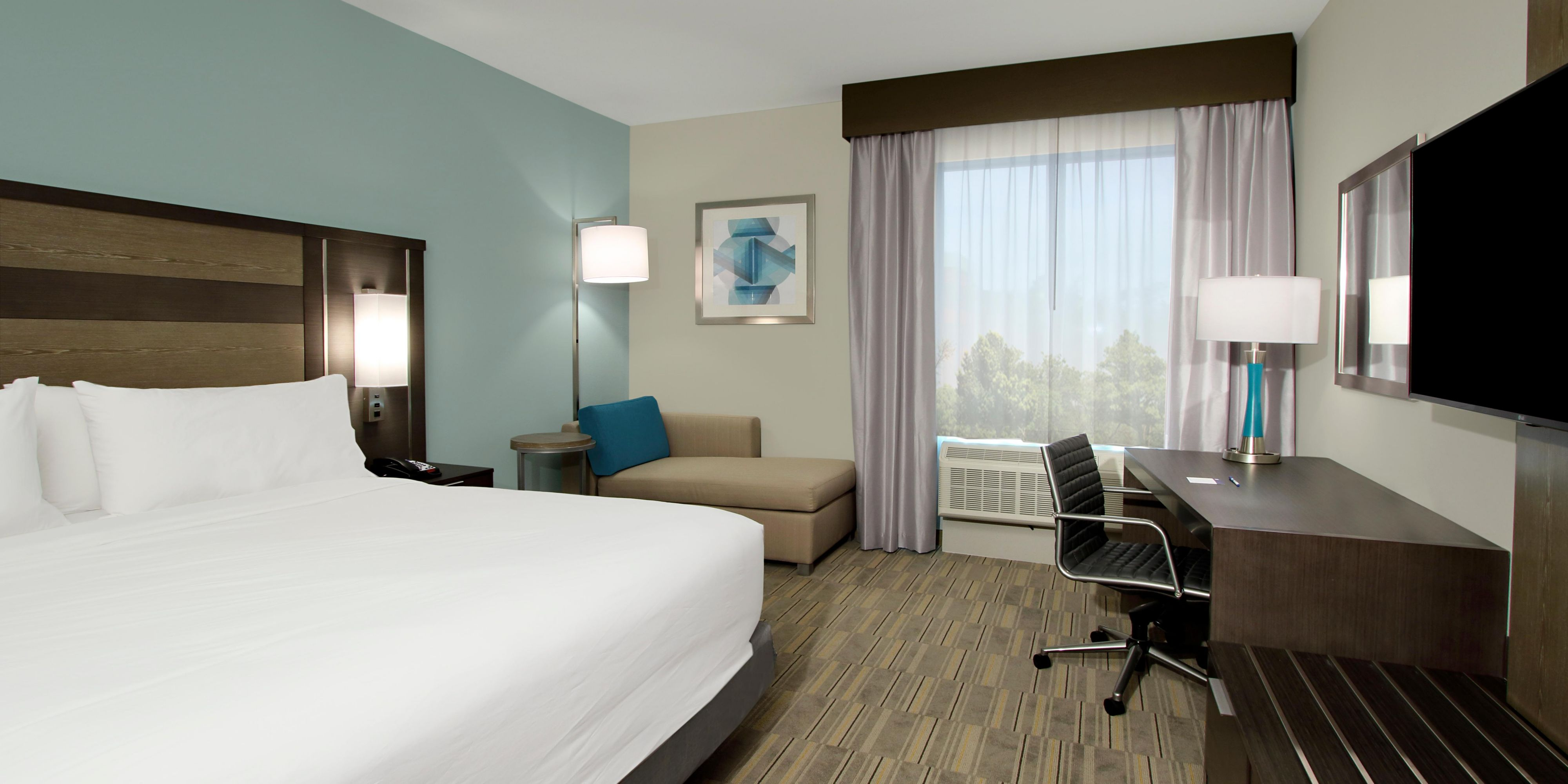 Holiday Inn Express Suites Lake Charles South Hotel By Ihg