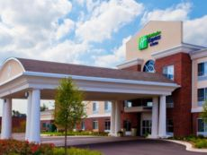 Holiday Inn Express & Suites Lake Zurich-Barrington in Crystal Lake, Illinois