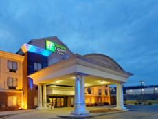 Holiday Inn Express & Suites Lancaster in Logan, Ohio