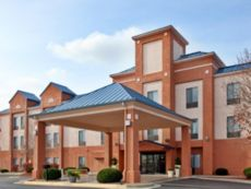 Holiday Inn Express & Suites Lansing-Leavenworth in Bonner Springs, Kansas