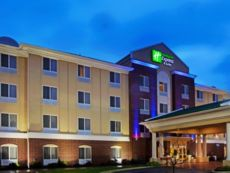 Holiday Inn Express & Suites Chicago South Lansing in Matteson, Illinois