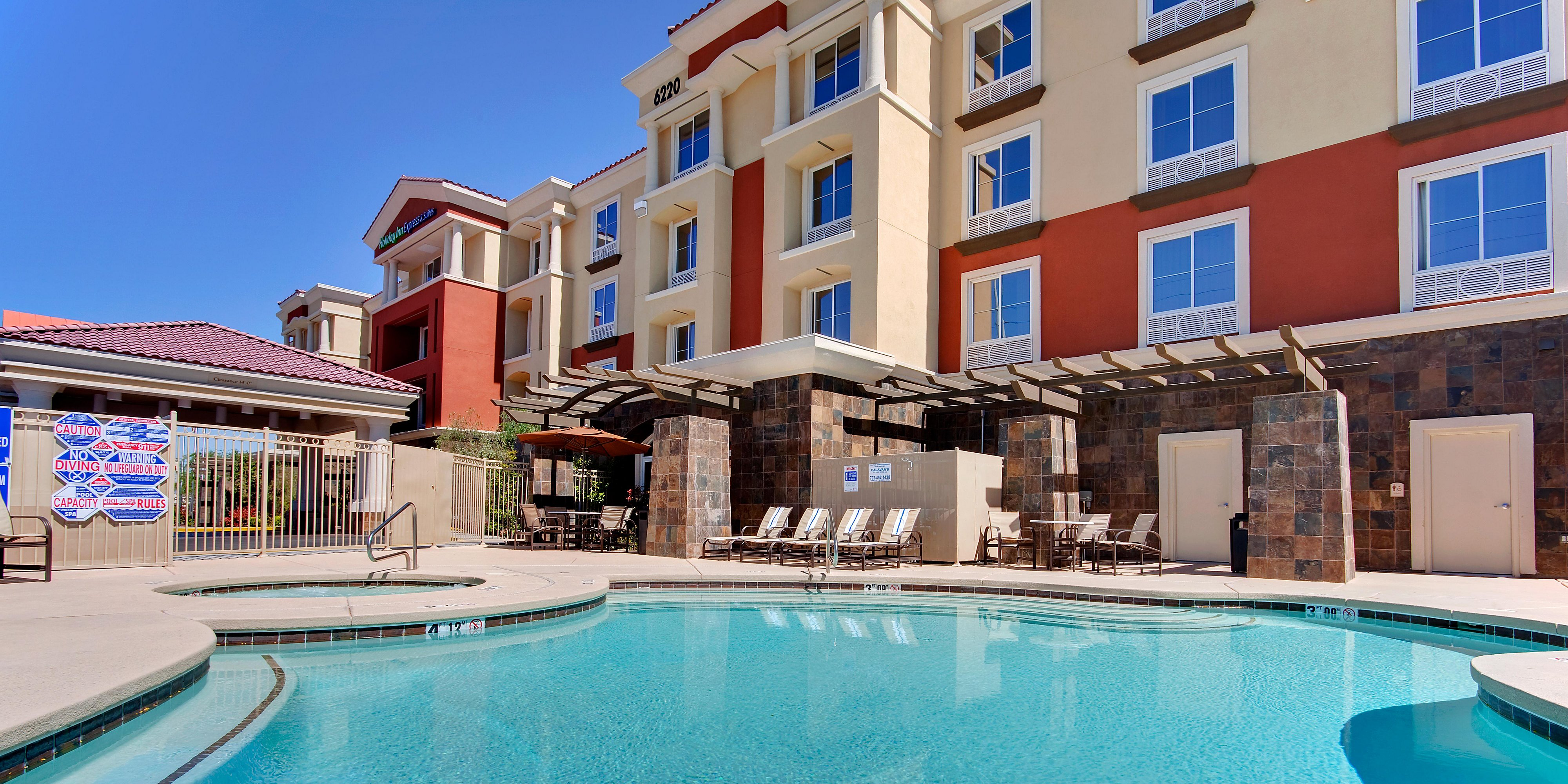 22ba8e770 Holiday Inn Express & Suites Las Vegas I-215 S. Beltway Hotel by IHG