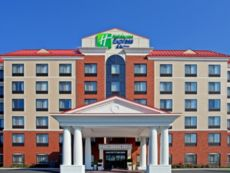 Holiday Inn Express & Suites Latham in Rensselaer, New York