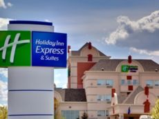 Holiday Inn Express & Suites 莱斯布里奇