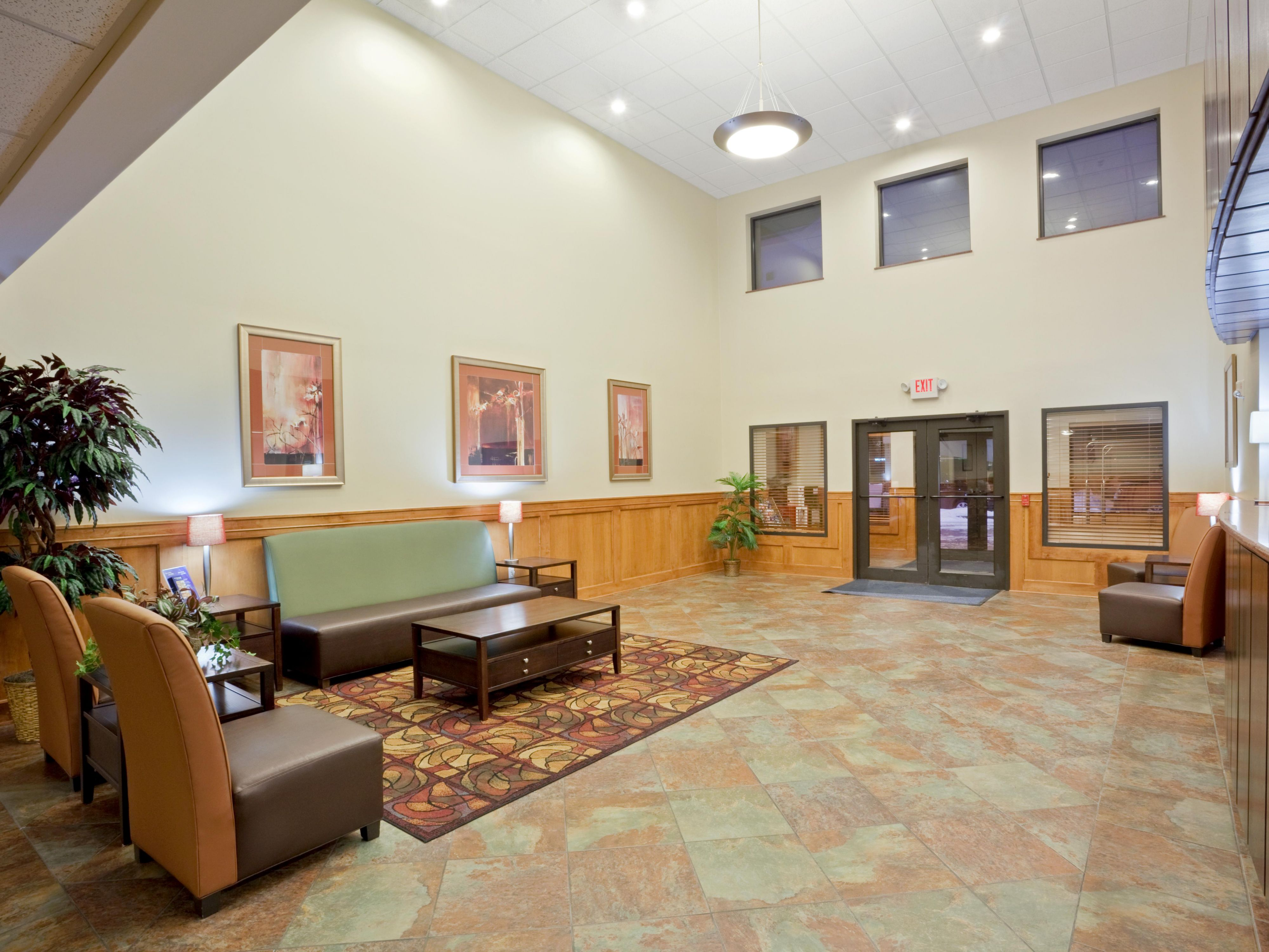 Manager's Reception / Lobby Lounge