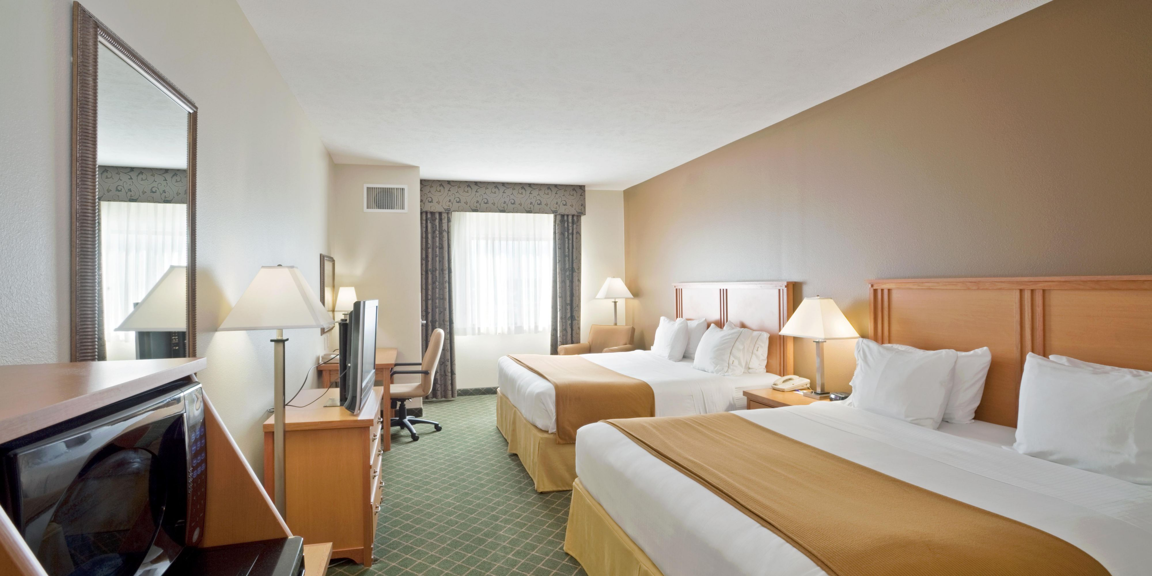 holiday inn express suites lincoln south hotel by ihg