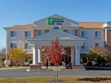 Holiday Inn Express & Suites Lancaster-Lititz in Morgantown, Pennsylvania