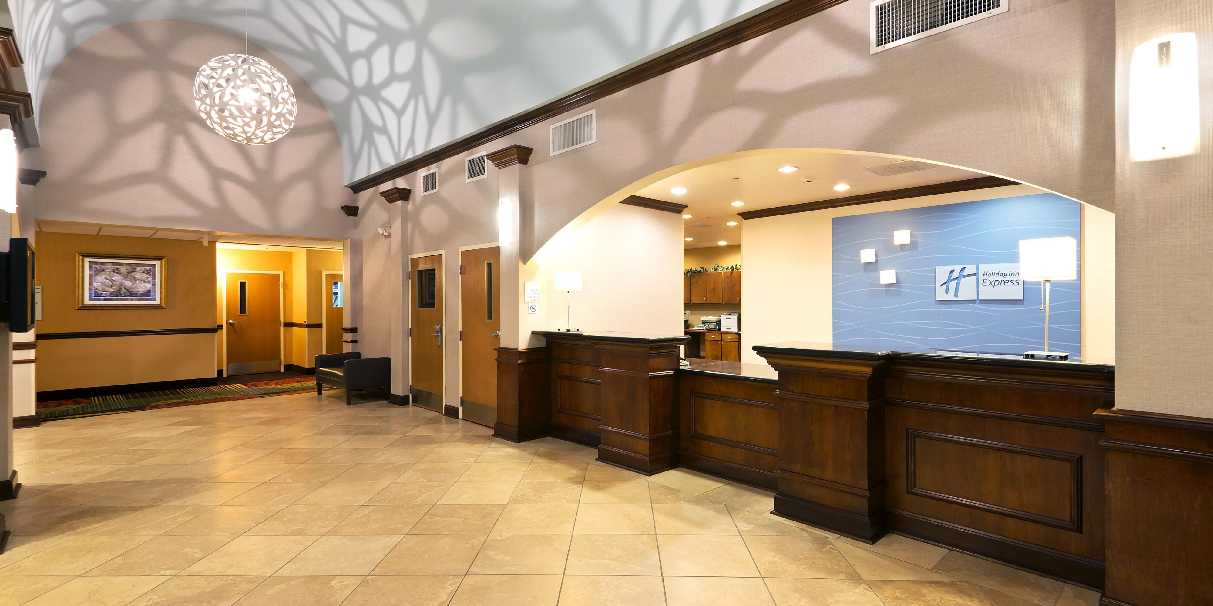 Front Desk; Hotel Exterior ...