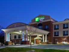Holiday Inn Express Suites Logansport In Wabash Indiana
