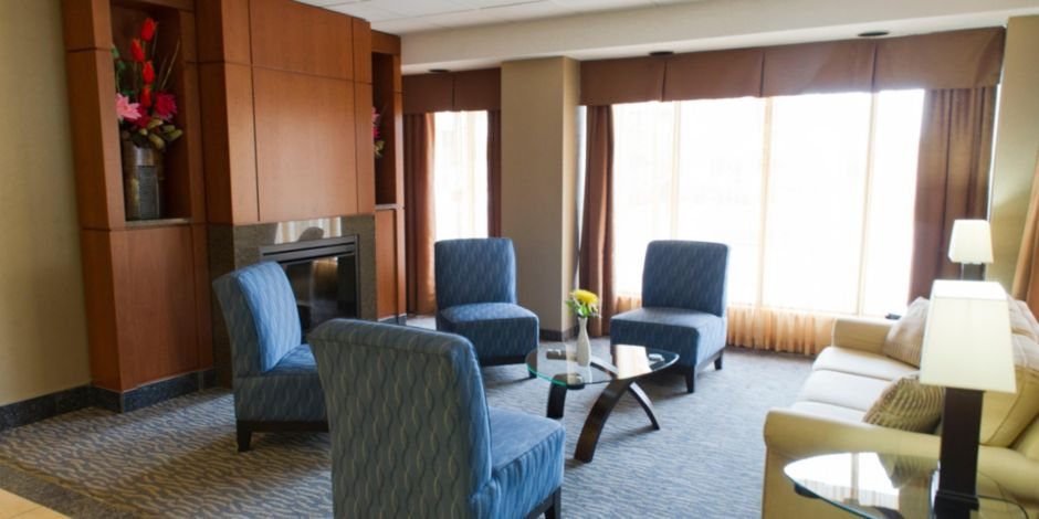 holiday inn express suites london downtown hotel by ihg