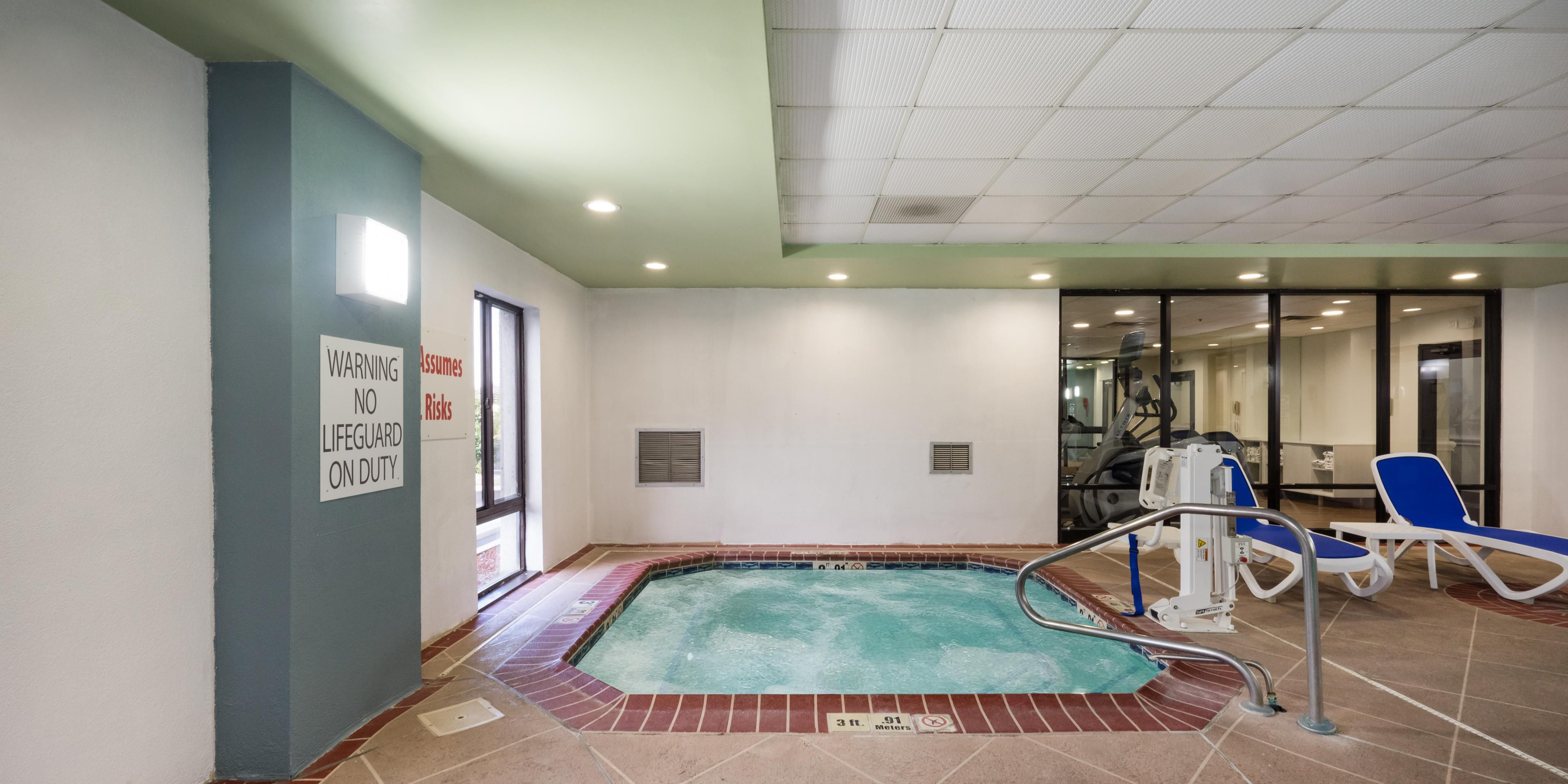 holiday inn express suites louisville east hotel by ihg