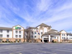 Holiday Inn Express & Suites Madison in Scottsburg, Indiana