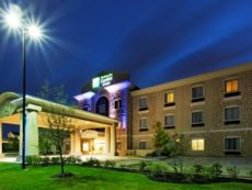 Holiday Inn Express & Suites Mansfield in Cleburne, Texas
