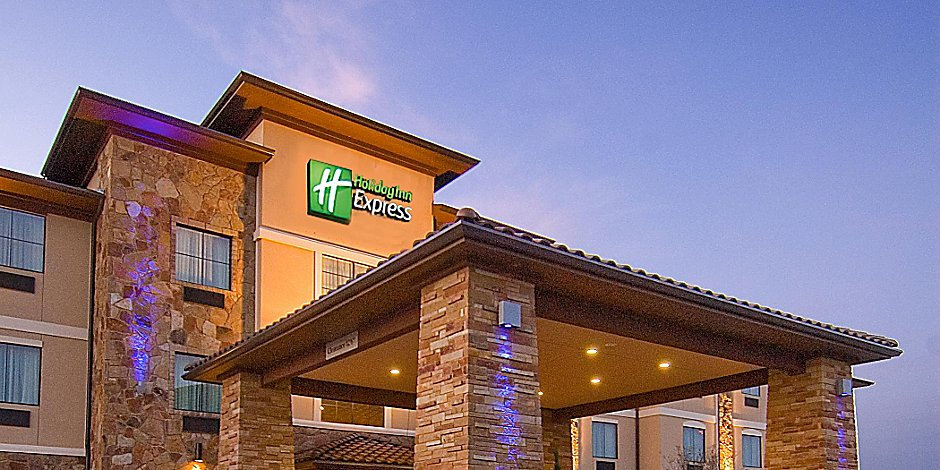 Hotel in Marble Falls, Texas Hill Country - Holiday Inn Express