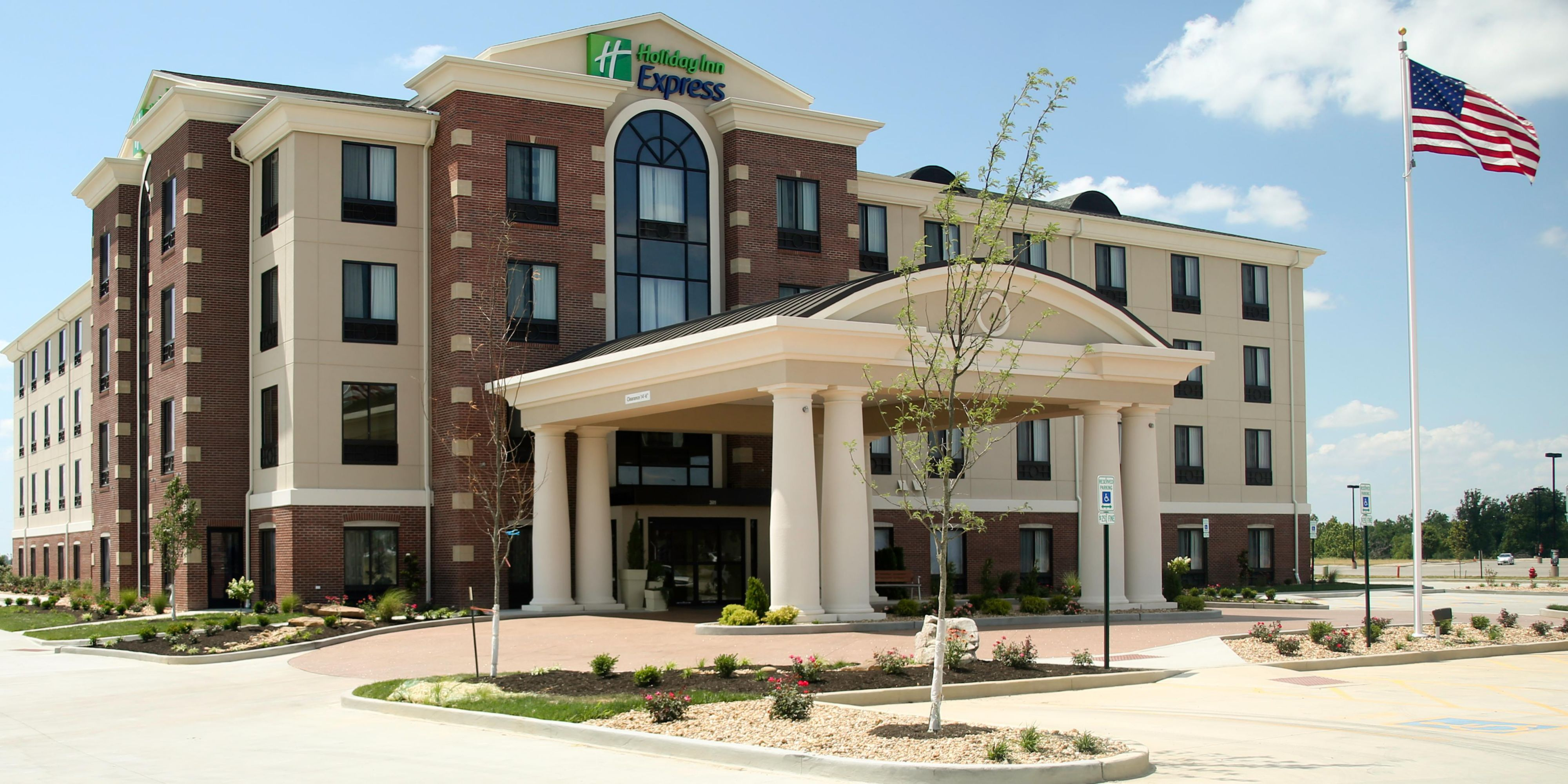 Holiday Inn Express U0026 Suites Marion