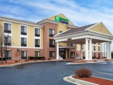 Holiday Inn Express & Suites Martinsville-Bloomington Area in Edinburgh, Indiana