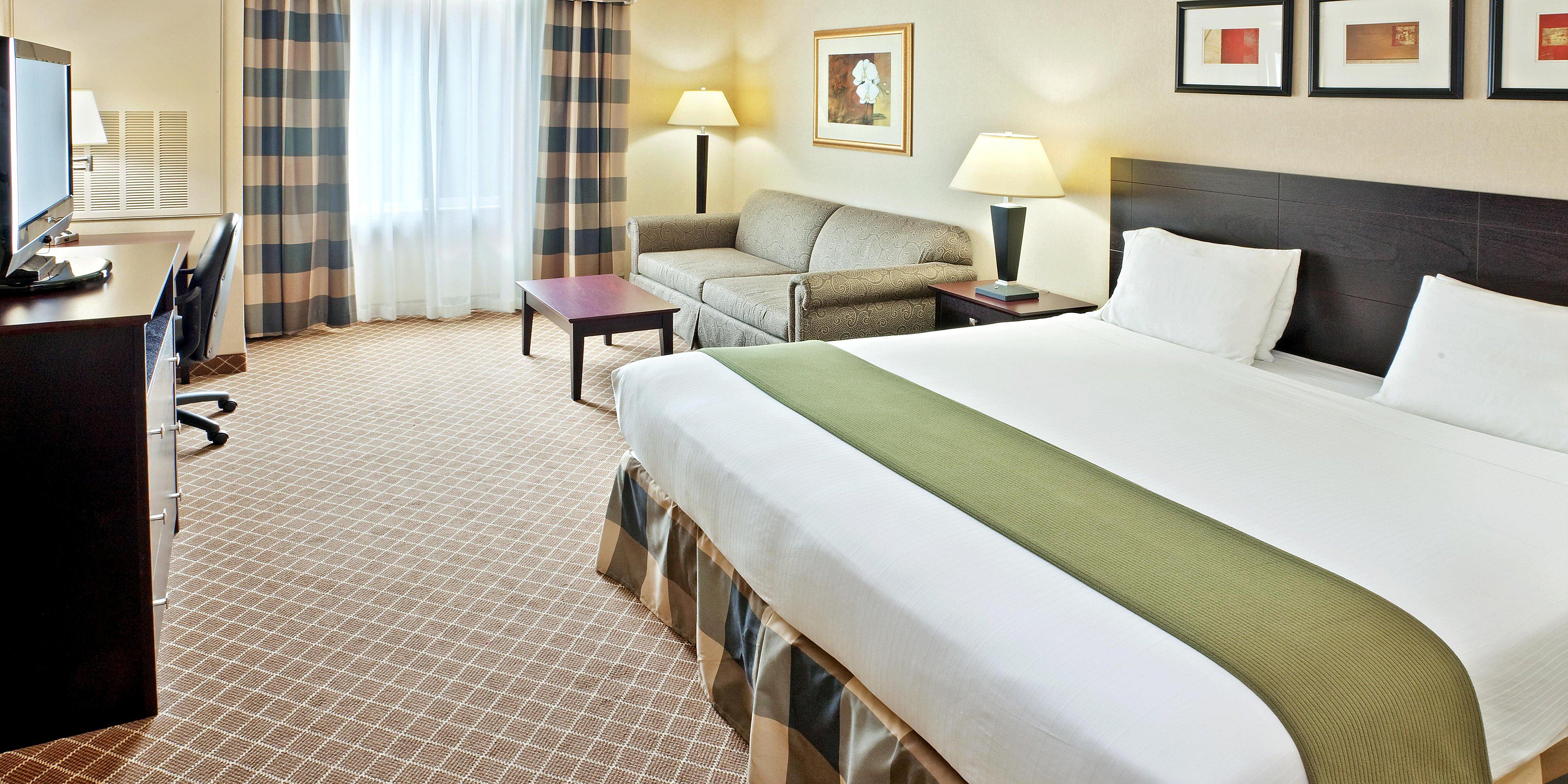 Holiday Inn Express Suites Marysville Hotel By Ihg