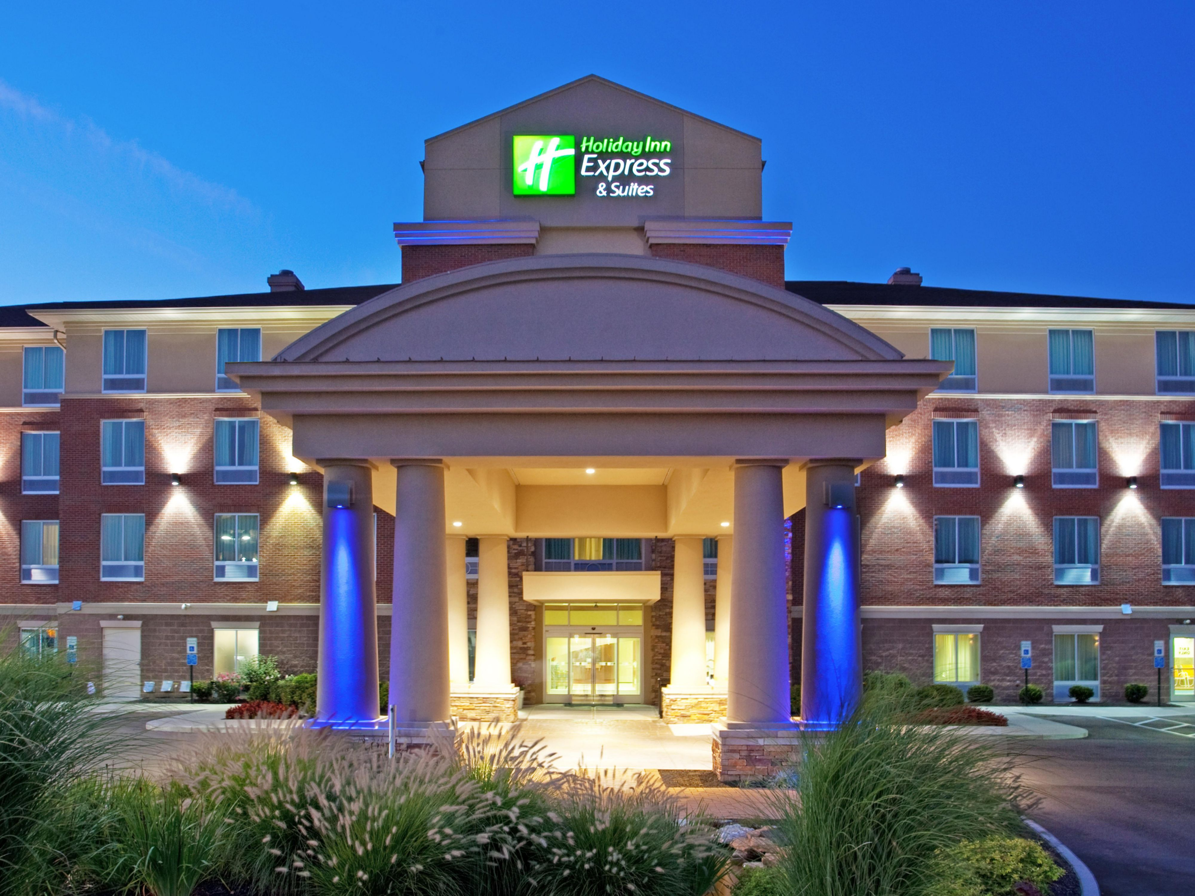 Welcome to the Holiday Inn Express & Suites-Mason, OH