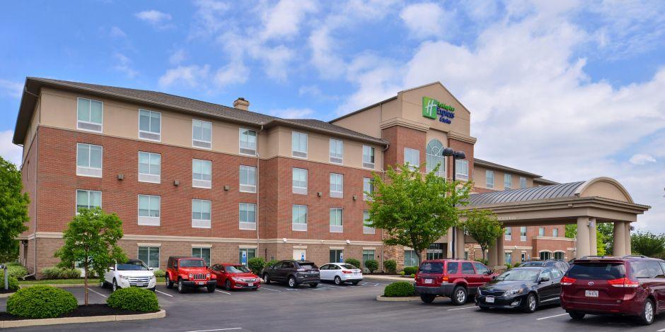 Holiday Inn Express Suites Cincinnati Mason Hotel By Ihg