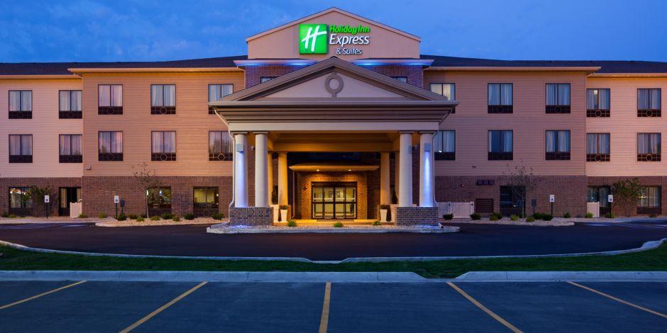 Holiday Inn Express Suites Mason City