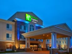 Holiday Inn Express & Suites Mattoon in Mattoon, Illinois