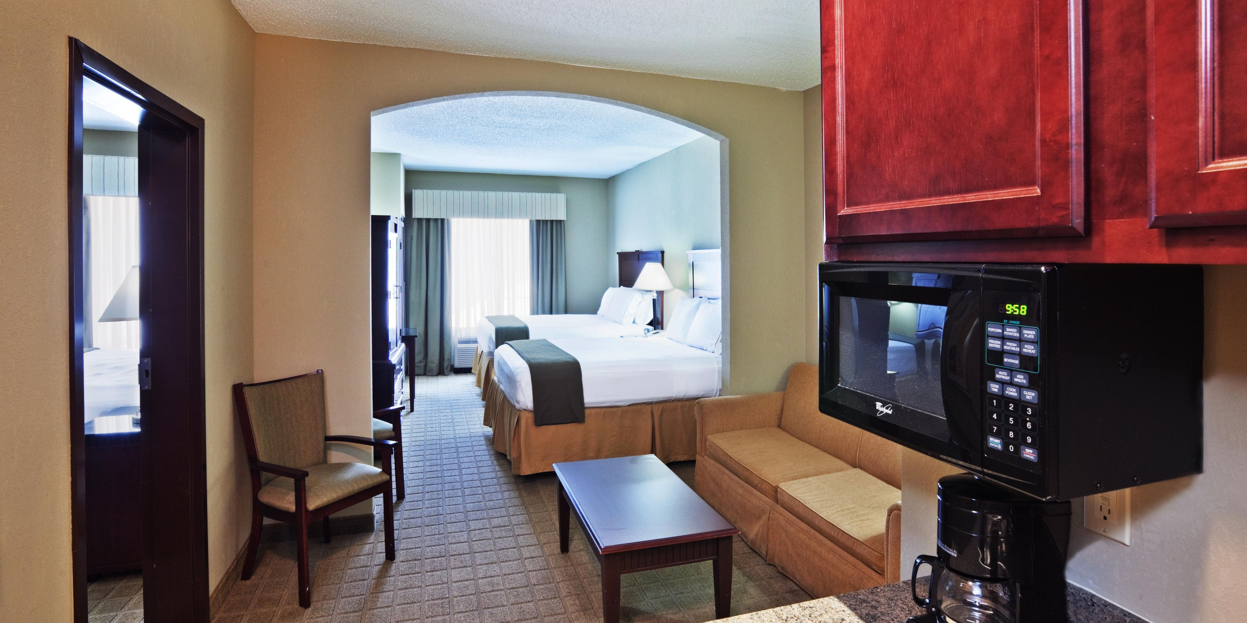 Holiday Inn Express U0026 Suites McAlester Hotel By IHG
