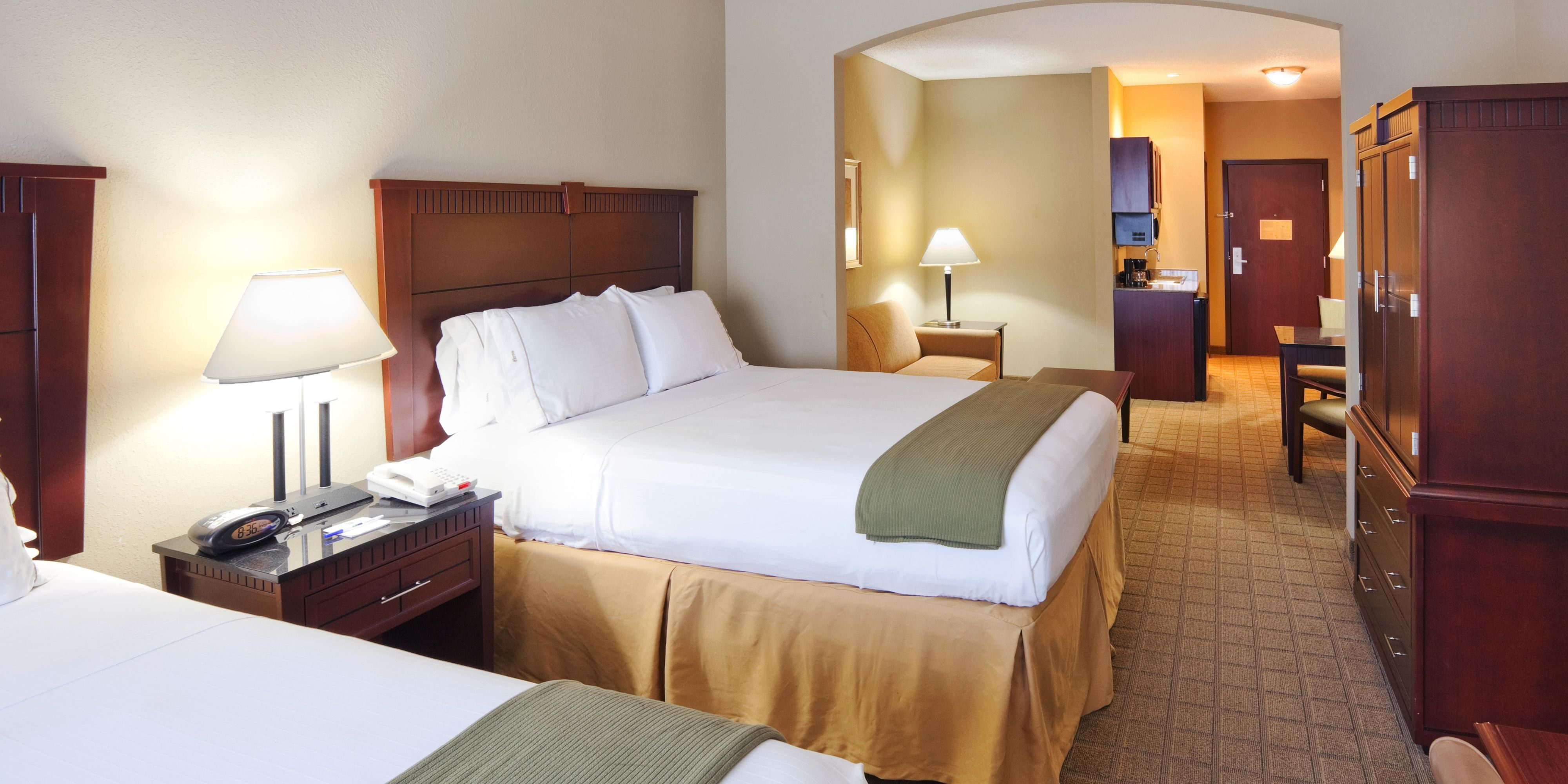 holiday inn express suites mcalester hotel by ihg rh ihg com hampton inn mcalester oklahoma hampton inn mcalester ok reviews