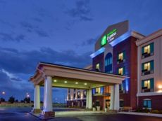 Holiday Inn Express & Suites Medicine Hat Transcanada Hwy 1 in Medicine Hat, Alberta