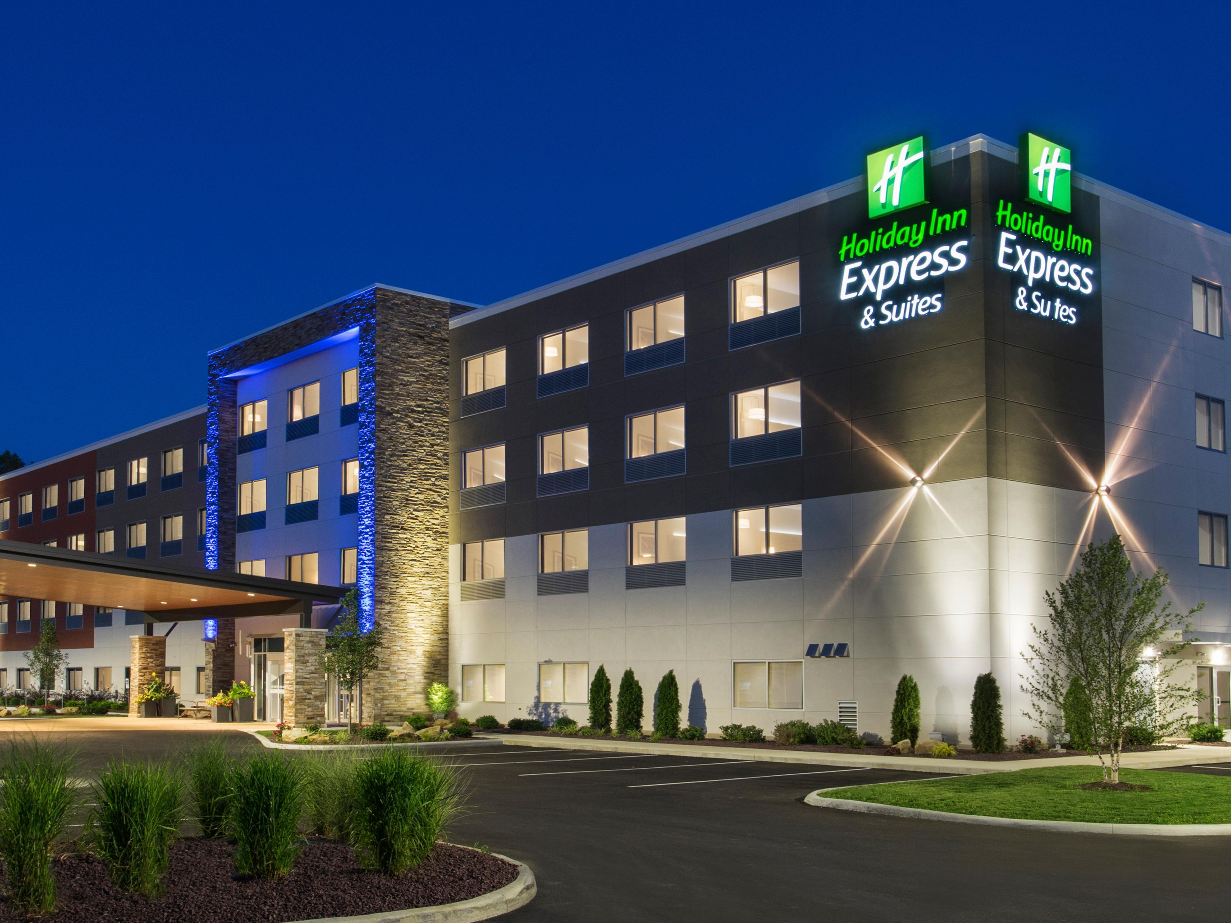 Hotels In Medina Ohio Holiday Inn Express Amp Suites