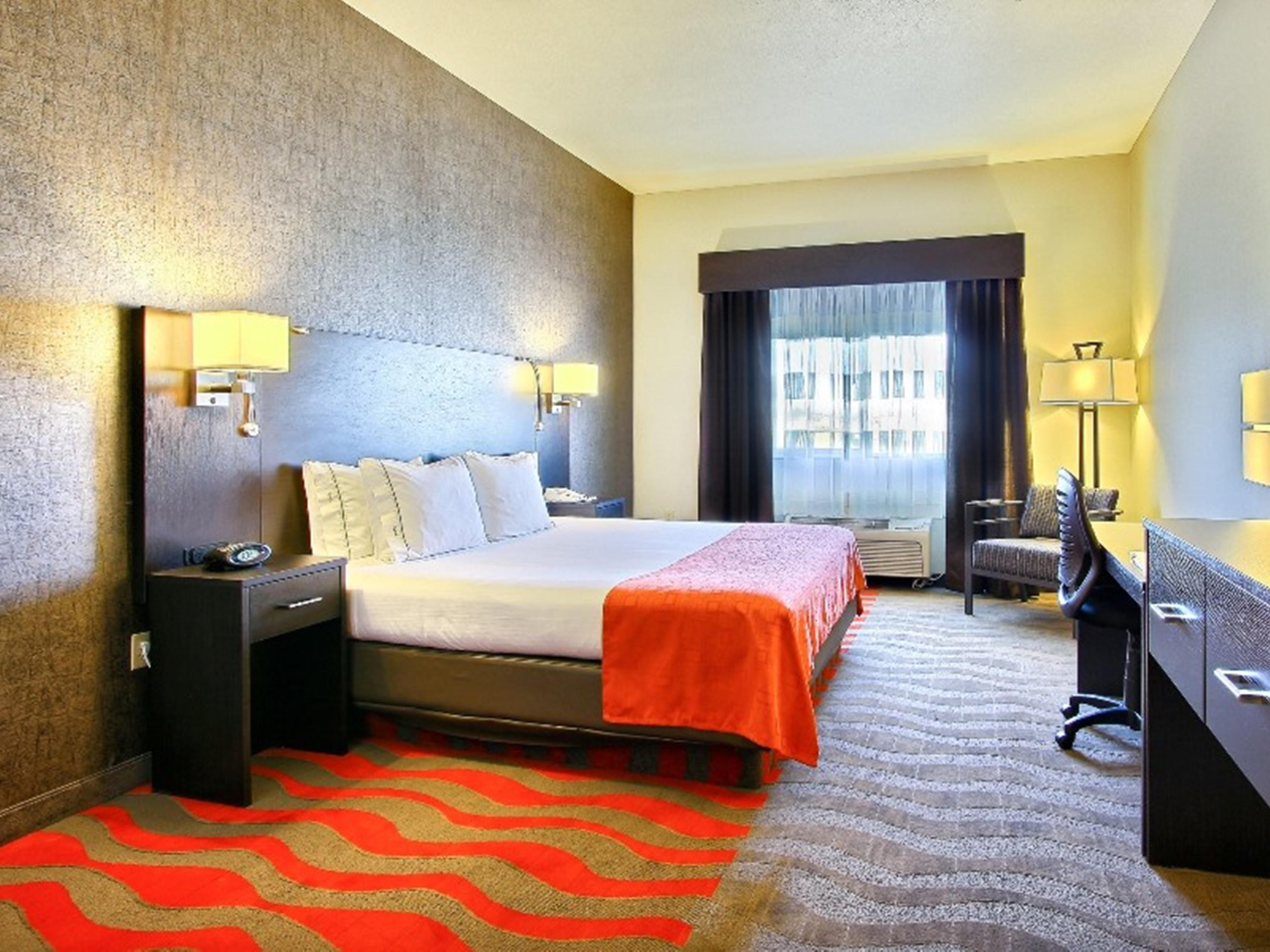King Suite Holiday Inn Express and Suites Boise Meridian Idaho