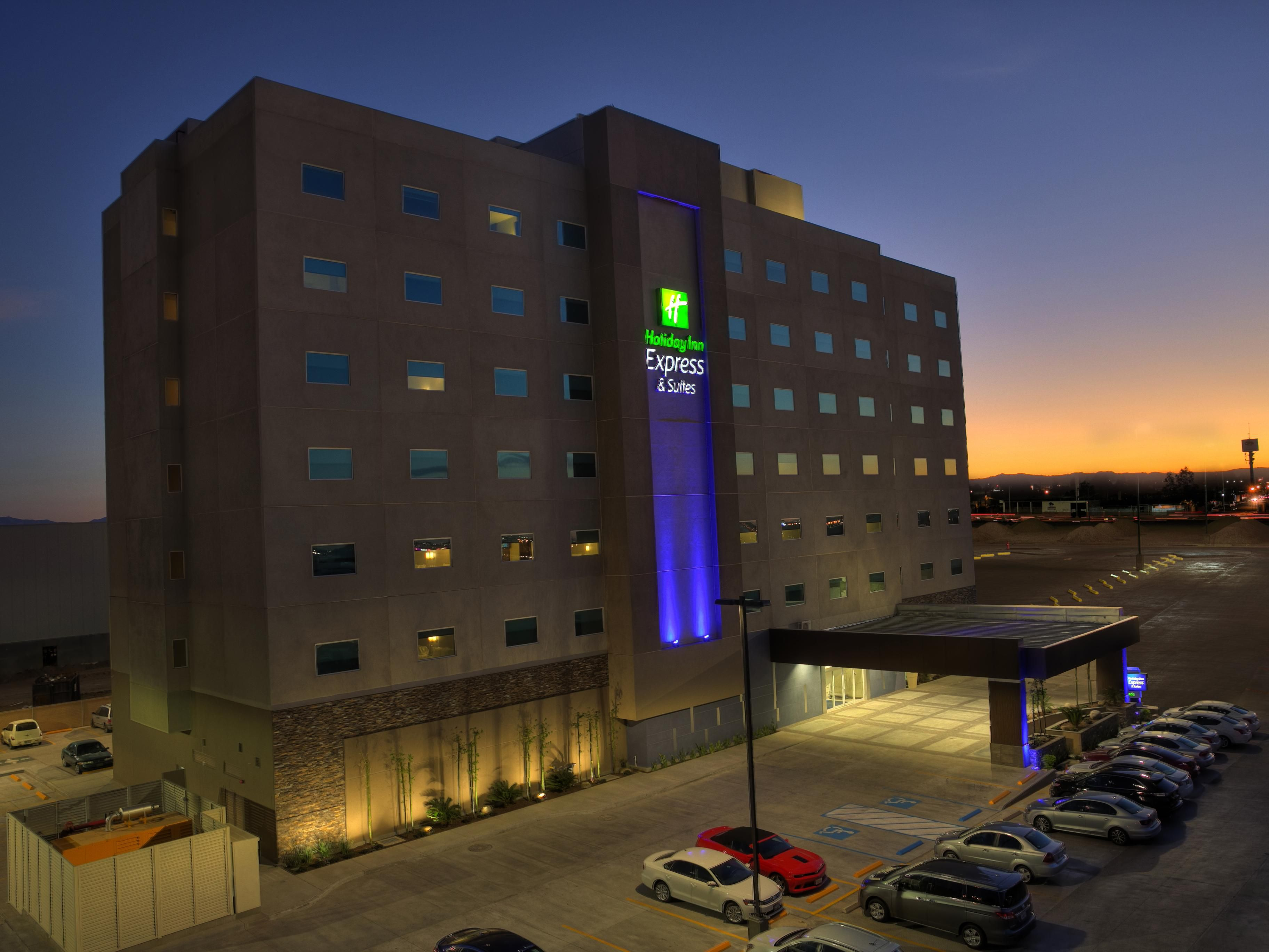 Holiday Inn Express  U0026 Suites Mexicali Hotel By Ihg