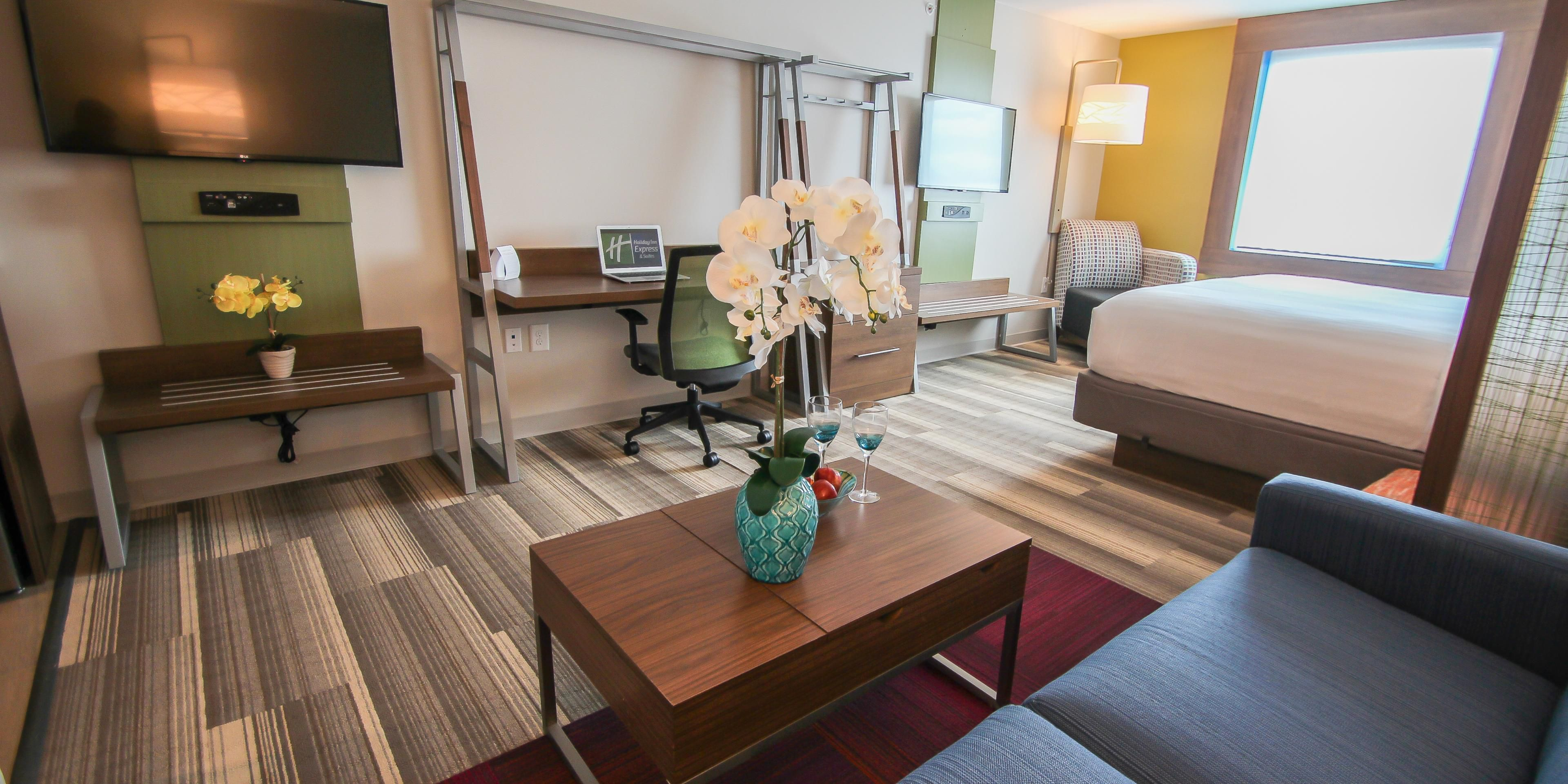 Holiday Inn Express Suites Miami Arpt And Intermodal Area Hotel By IHG