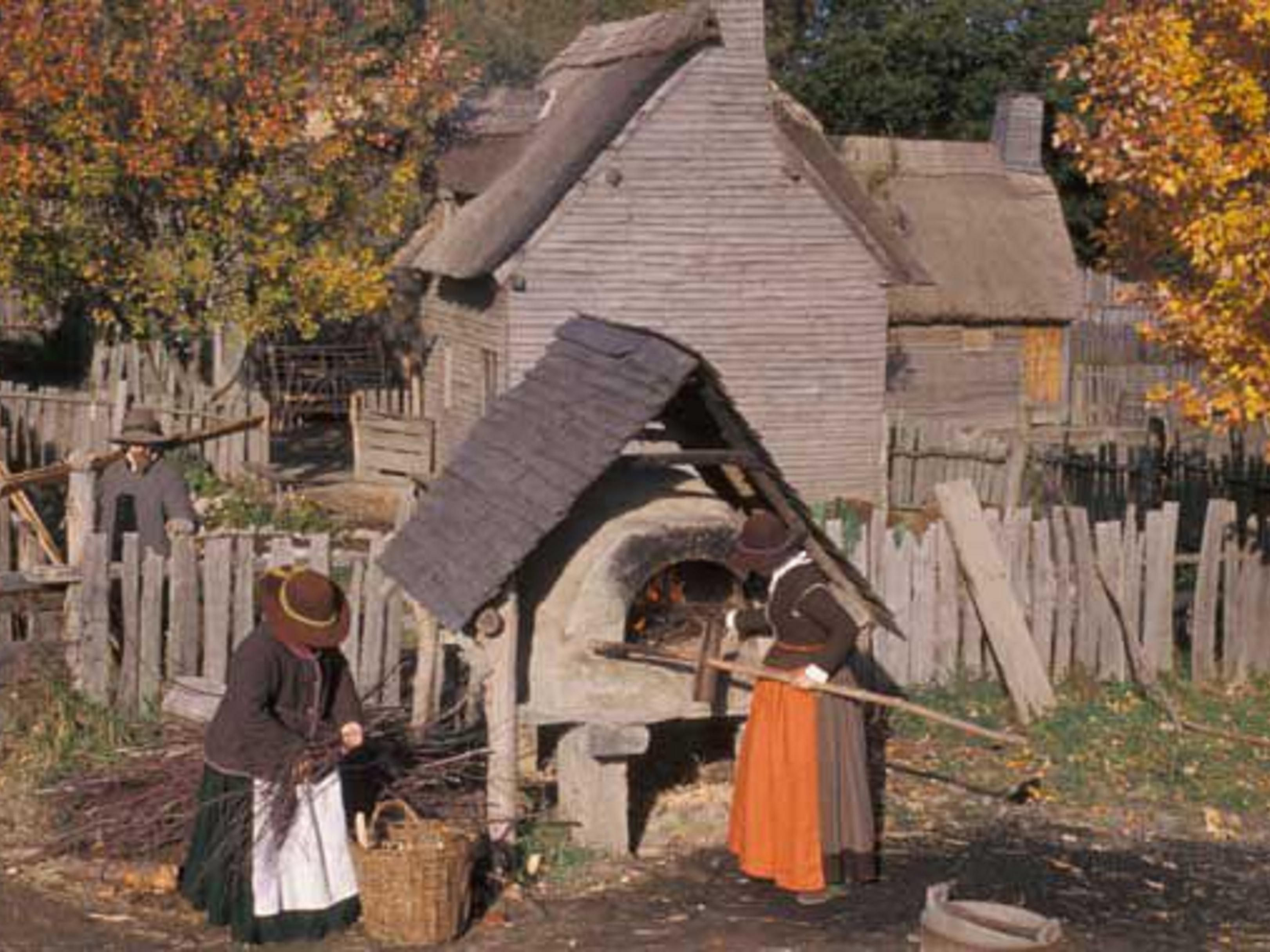 Take a tour of historic Plymouth Plantation